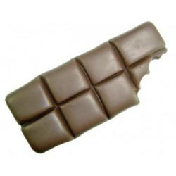 Molde de silicone barra de chocolate