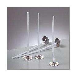 Pack de 10 pavios para velas com ilhoses