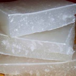 Parafina transparente Kg