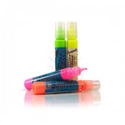 Tinta glitter squizz fluorescente