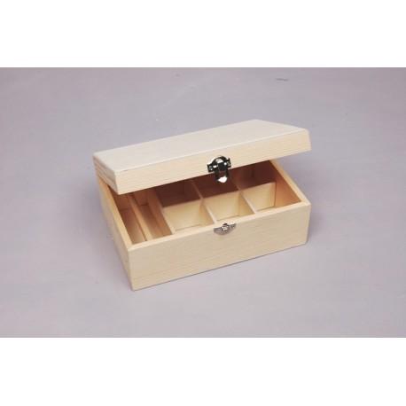 Caixa para bijutaria básica