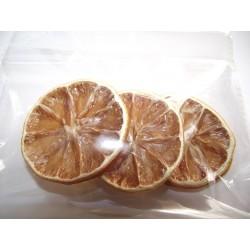 Limão desidratado