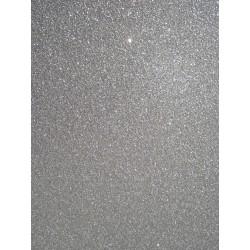 Papel A4 prateado com glitter Artoz