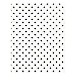 Papel contracolado 23x30 linha Preto e Branco
