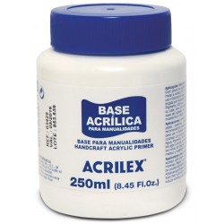 Base Acrilica para manualidades acrilex