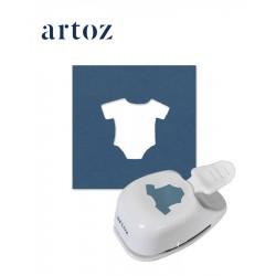 Furador corpo de bebé 31mm ARTOZ