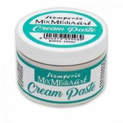 Cream paste Stamperia