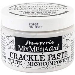 Pasta Craquele Mix Media