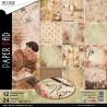 BLOCO SCRAPBOOK DUPLA FACE 'THE MUSE ' 30.5X30.5 CM