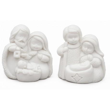 Conjunto 2 mini SAGRADAS INFANTIS