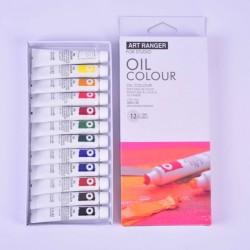 Kit tintas a óleo