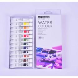 Kit tintas a óleo Art Ranger 12 cores