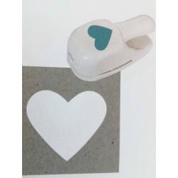 Furador coração 45mm