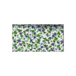 Feltro estampado flores