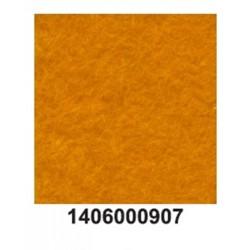 Feltro lã merino grosso laranja