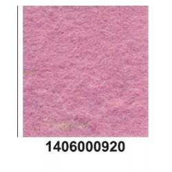 Feltro lã merino grosso rosa claro
