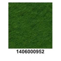 Feltro lã merino grosso verde escuro