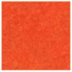 Feltro lã merino fino laranja