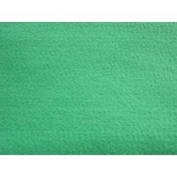 Feltro liso verde